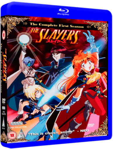 Slayers: Los Justicieros[Temporada:1/MKV-Dual-Latino] [H264]