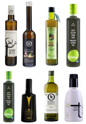 Aceite de oliva Manzanilla Cacereña Premium, aceite de oliva Virgen Extra
