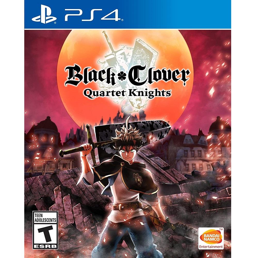PS4 Black Clover : Quartet Knights (Basic) Digital Download