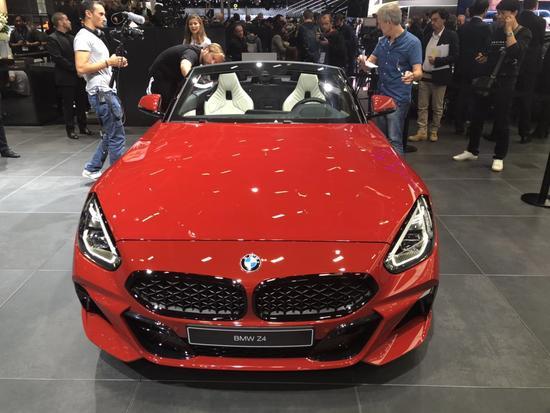 2018 - [BMW] Z4 (G29) - Page 13 B3