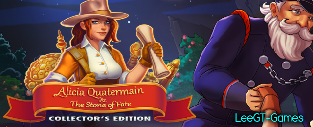 Alicia Quatermain and the Stone of Fate Collector's Edition [vFinal]