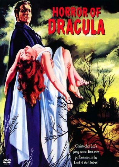 Horror Draculi / Horror of Dracula (1958) PL.AC3.DVDRip.XviD-GR4PE | Lektor PL