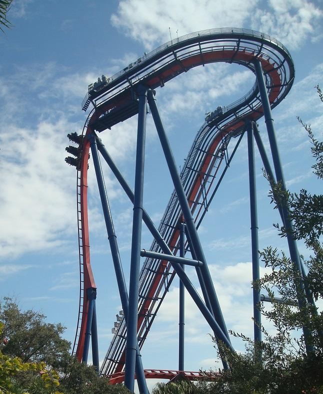SheiKra Busch Gardens Tampa