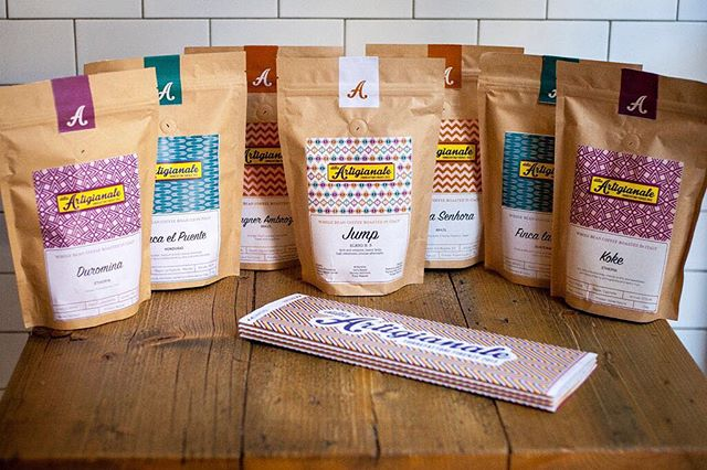 Ditta Artigianale kawy Jump espresso blend