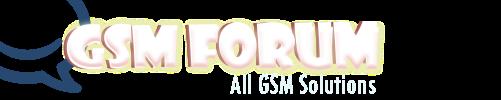 GSM FORUM
