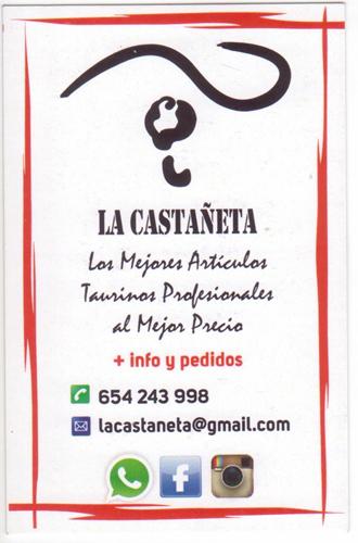 LA CASTAÑETA