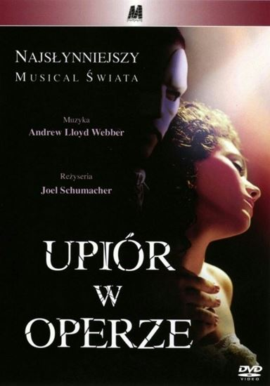 Upiór w operze / The Phantom of the Opera (2004) PL.AC3.DVDRip.XviD-GR4PE | Lektor PL