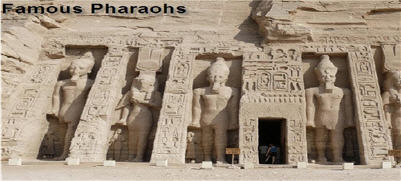 Famous Pharaohs