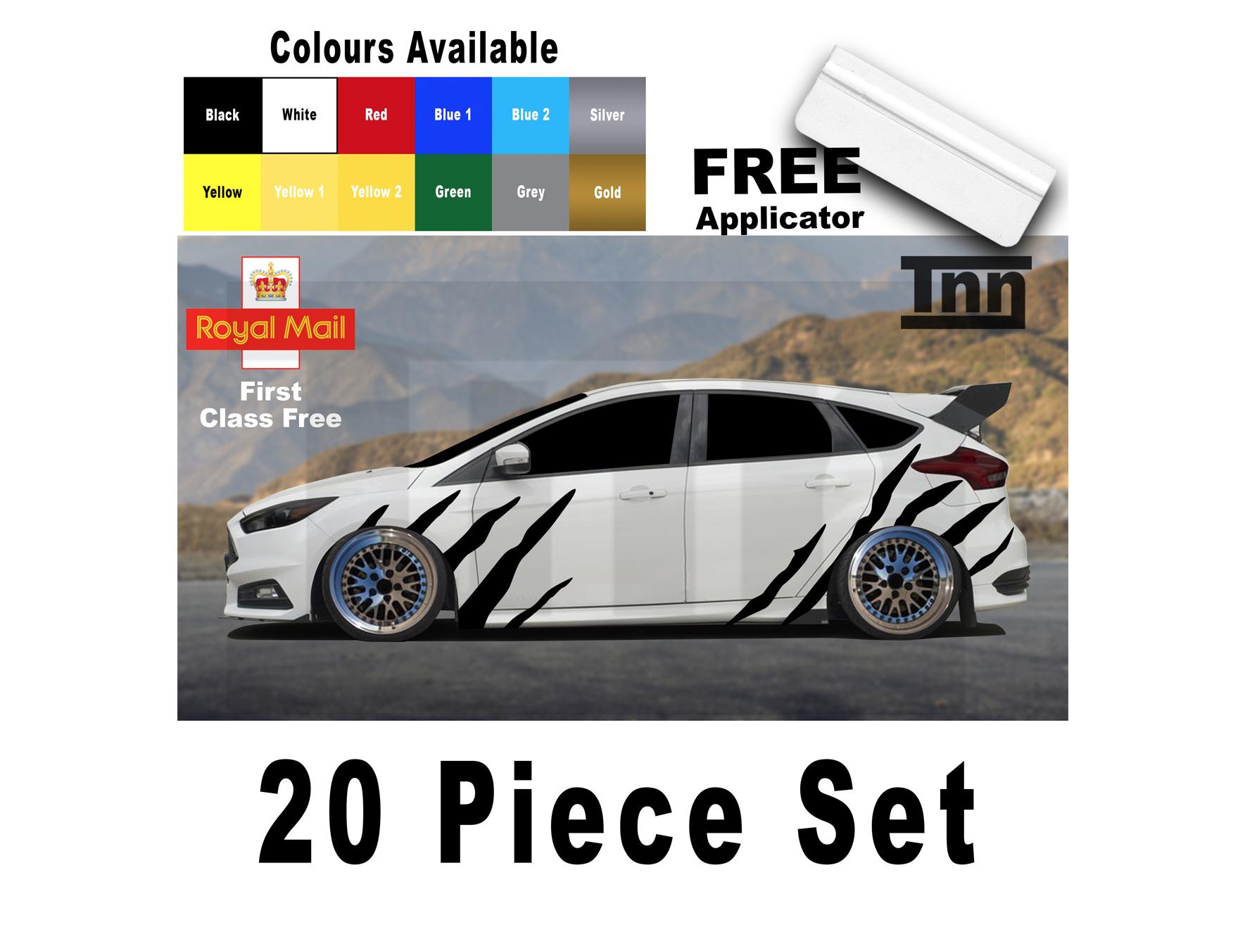 dimensioni A5 Biglietto di auguri Ford Focus RS Mk2
