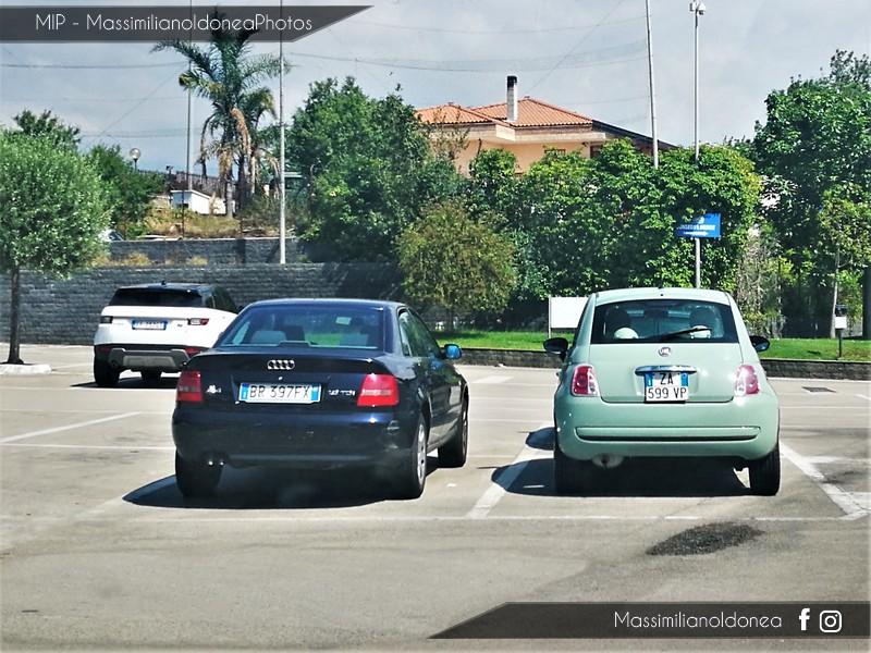 Avvistamenti auto rare non ancora d'epoca - Pagina 15 Fiat_500_ZA599_VP_1