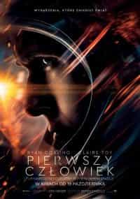 plakat filmu Pierwszy człowiek 2018