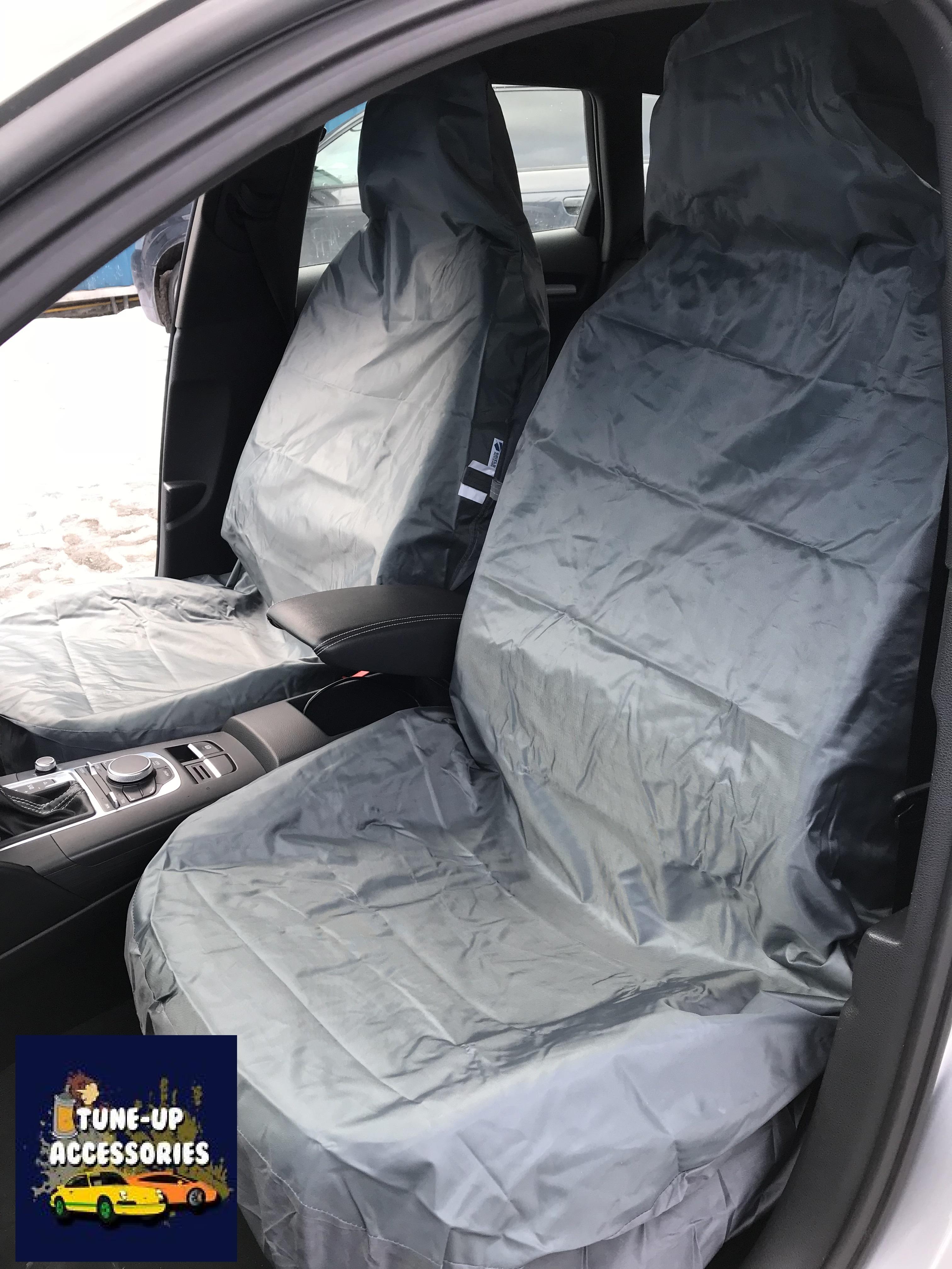 TOYOTA RAV 4 ALL MODELS HEAVY DUTY WATERPROOF BLUE SINGLE CAR SEAT COVER