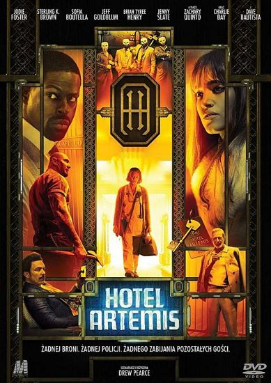 Hotel Artemis (2018) PL.AC3.DVDRip.XviD-GR4PE | Lektor PL