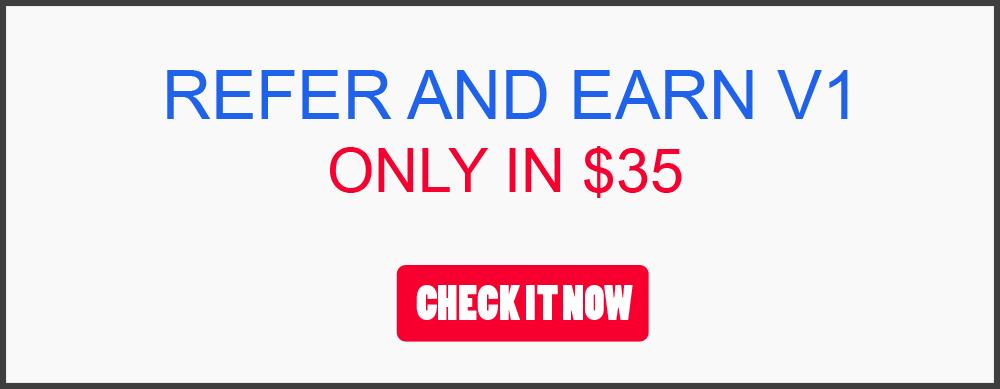 Refer And Earn V2 PHP Script | Codester