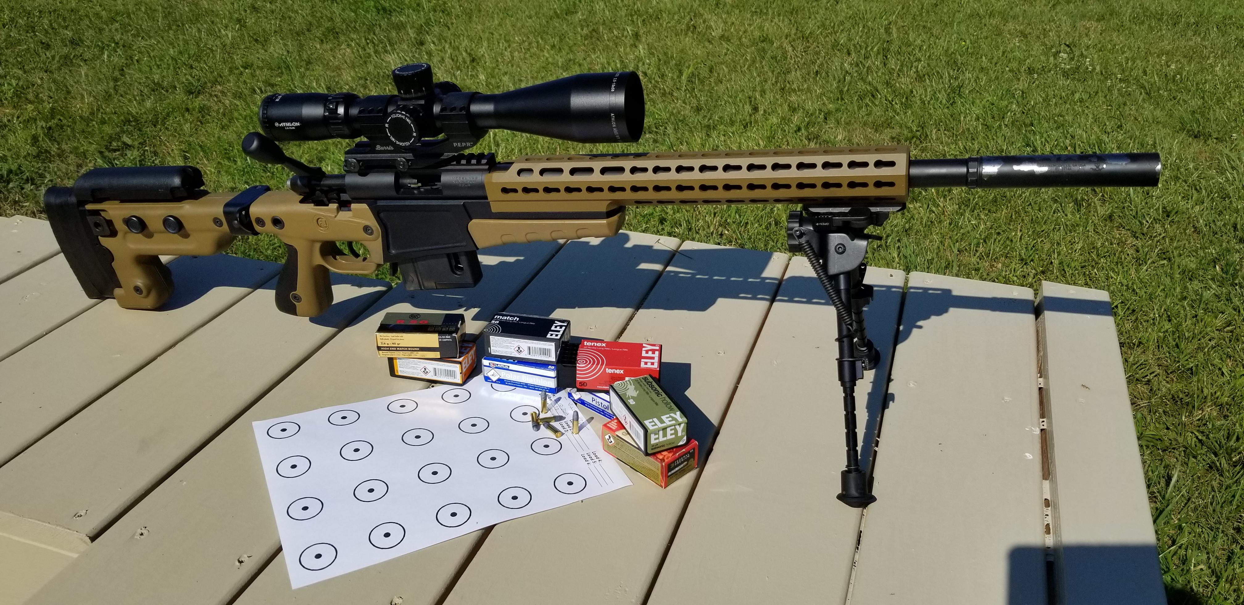 vudoo gun works v 22 rimfire bolt action sniper s hide forum
