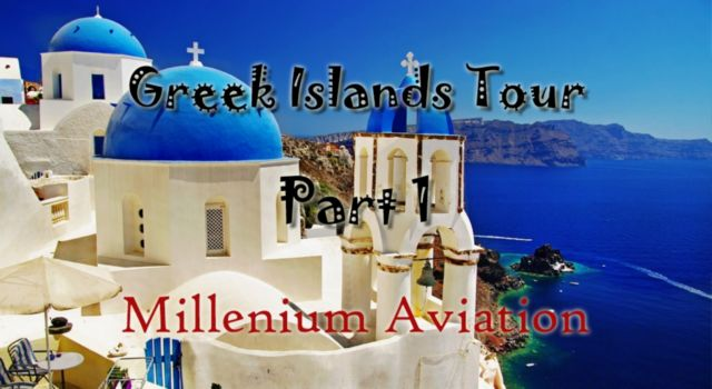 Greek Islands Tour Part 1