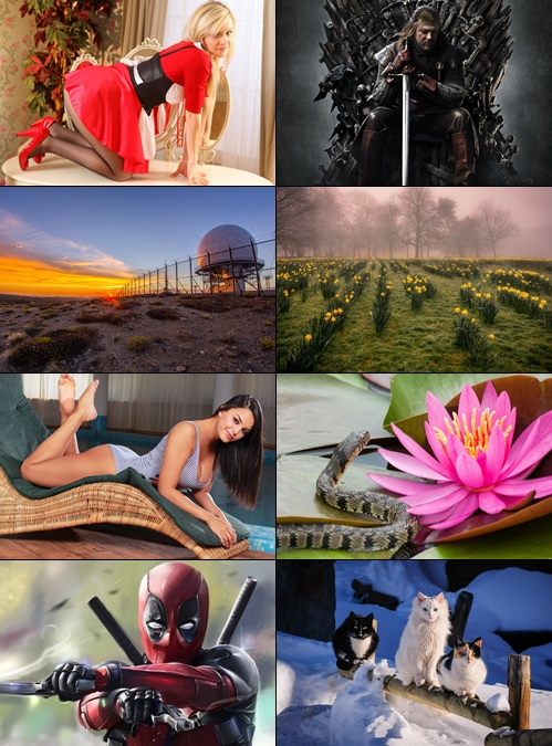 Best Mix HD Wallpapers Pack 40