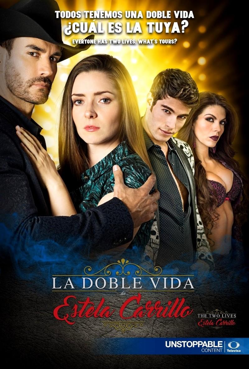 Ariadne Diaz - Page 2 La_doble_vida_de_estela_carrilo_posters_3