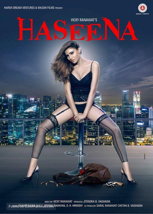 Haseena (2018) Hindi 720p WEB-DL 950MB