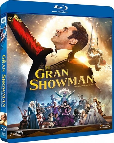 El gran showman (2017)[HDRip][Castellano][Musical.Drama][VS]