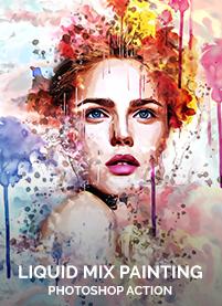 Charcoal Art - Realistic Dust Photoshop Action - 30