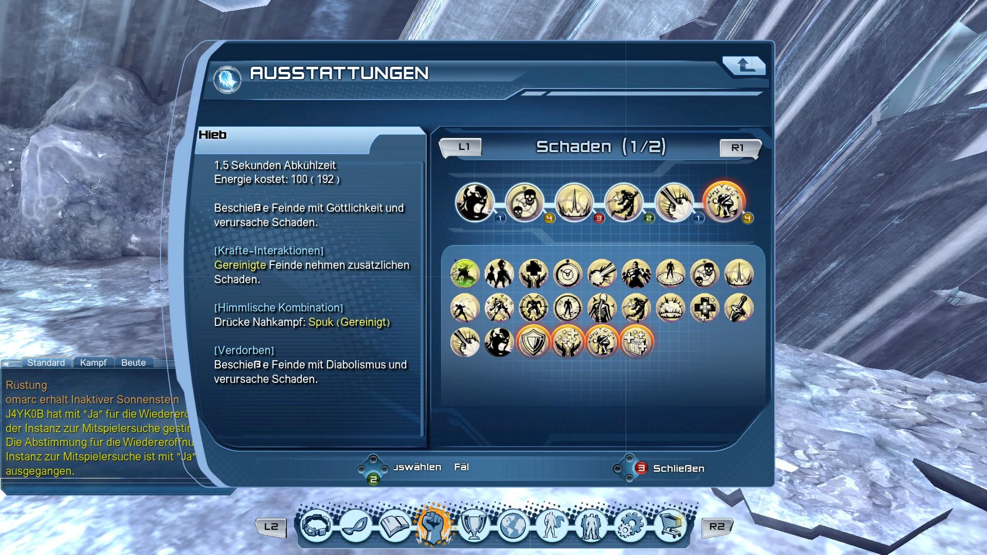 strongest celestial damage loadout dc universe online forums
