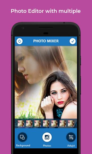APP][FREE][4 2+] Photo Mixer Blender Editor - Software - MoDaCo