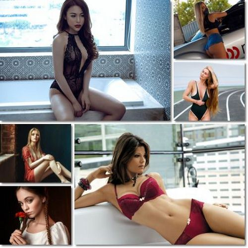 Women Model Photo Pack 191