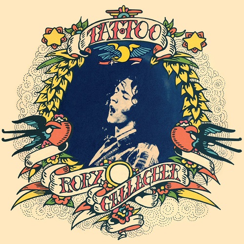 Rory Gallagher - Tatoo (Remastered) (2018) [FLAC]