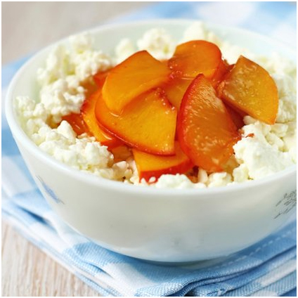 Cottage_Cheese_with_Fruit_and_Nuts | Seekers Wiki