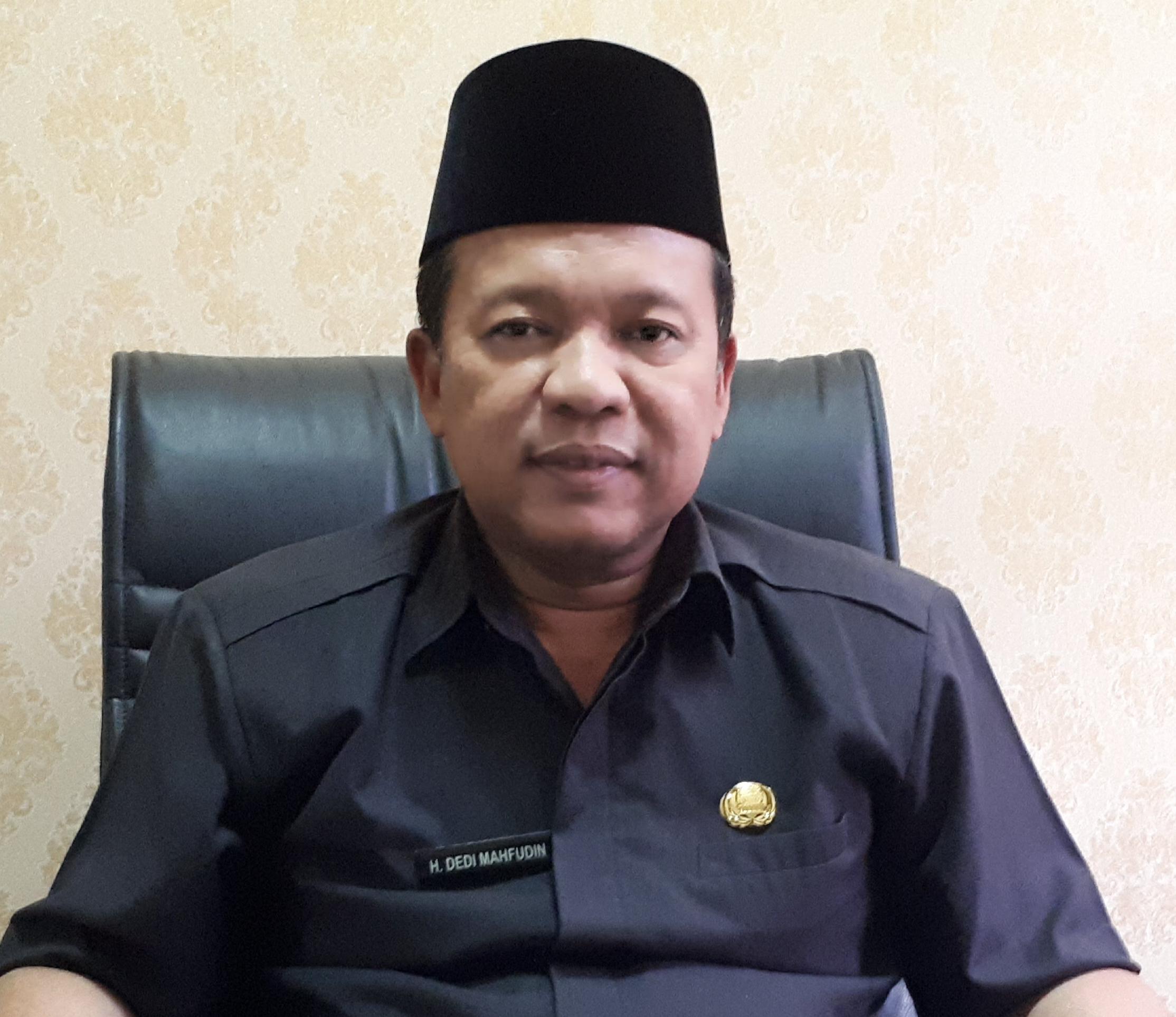 Kakan_Kemenag_Kota_Tangerang_Dedi_Mahfudin