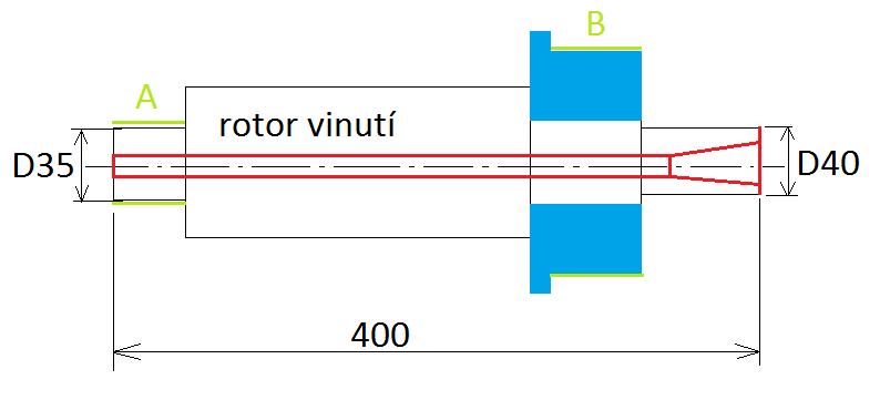 Soustruzeni Morse3 Hridel Elektromotoru Cnc Forum