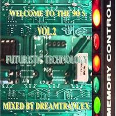 Welcome To The 90`s Vol.2_Futuristic Technology W902