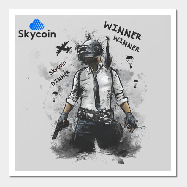 Skycoin PUBGFinal