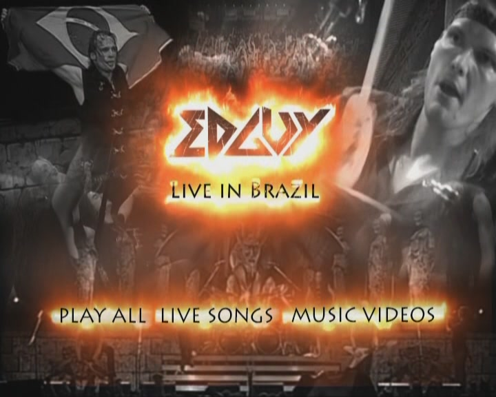 Edguy - Monuments (Live In Sao Paulo 2004) (2017) DVD9