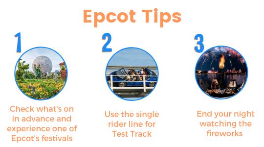 Epcot tips