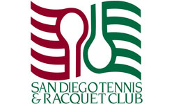 San Diego Tennis and Racquet Logo