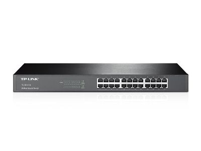 SWITCH HUH TP-LINK 24 PORT GiGABIT
