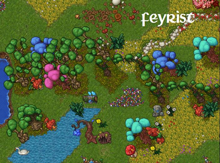 [Aporte] Feyrist Mapa, Items.otb, Items.xml y monsters.xml FEY2
