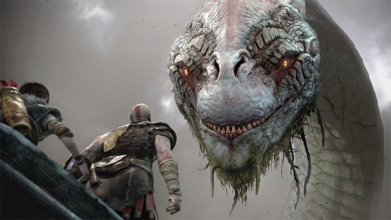 God of War sẽ ngốn của game thủ 30 giờ chơi