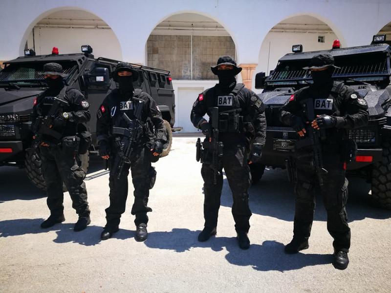 Armée Tunisienne / Tunisian Armed Forces / القوات المسلحة التونسية - Page 14 35686704_1799852360101875_5985483625049620480_n