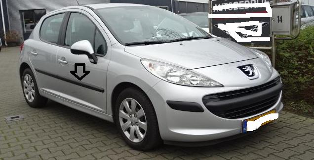 Uitzonderlijk Peugeot 207 - Stootstrip deur los? - AutoWeek.nl MZ14
