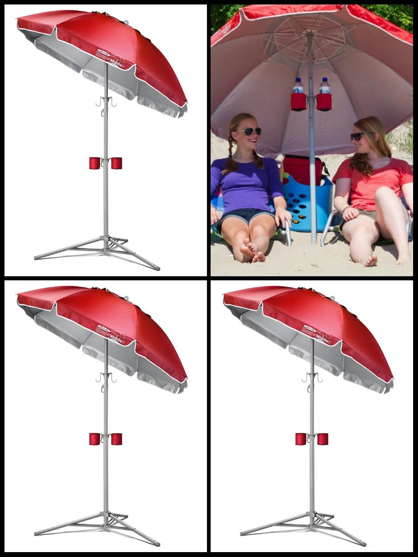 Ultimate Lightweight Portable Easy Set Up Wondershade Portable SunShade  Umbrella