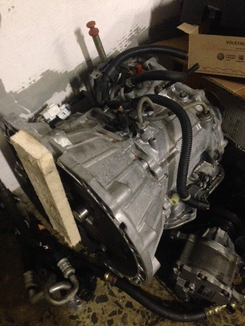 Продам коробку A/T YRV K3-VET M211G 4WD - Запчасти и аксессуары - image1