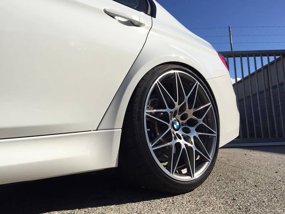 2017 Bmw F80 M3 Armytrix Exhaust Wheels Review Tuning