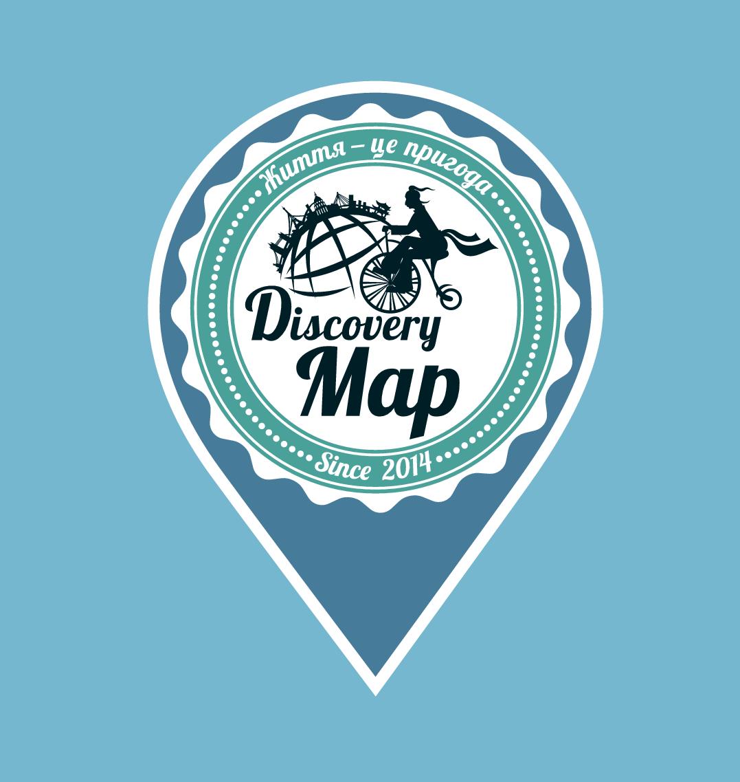 """Магазин «Discovery map"""""""
