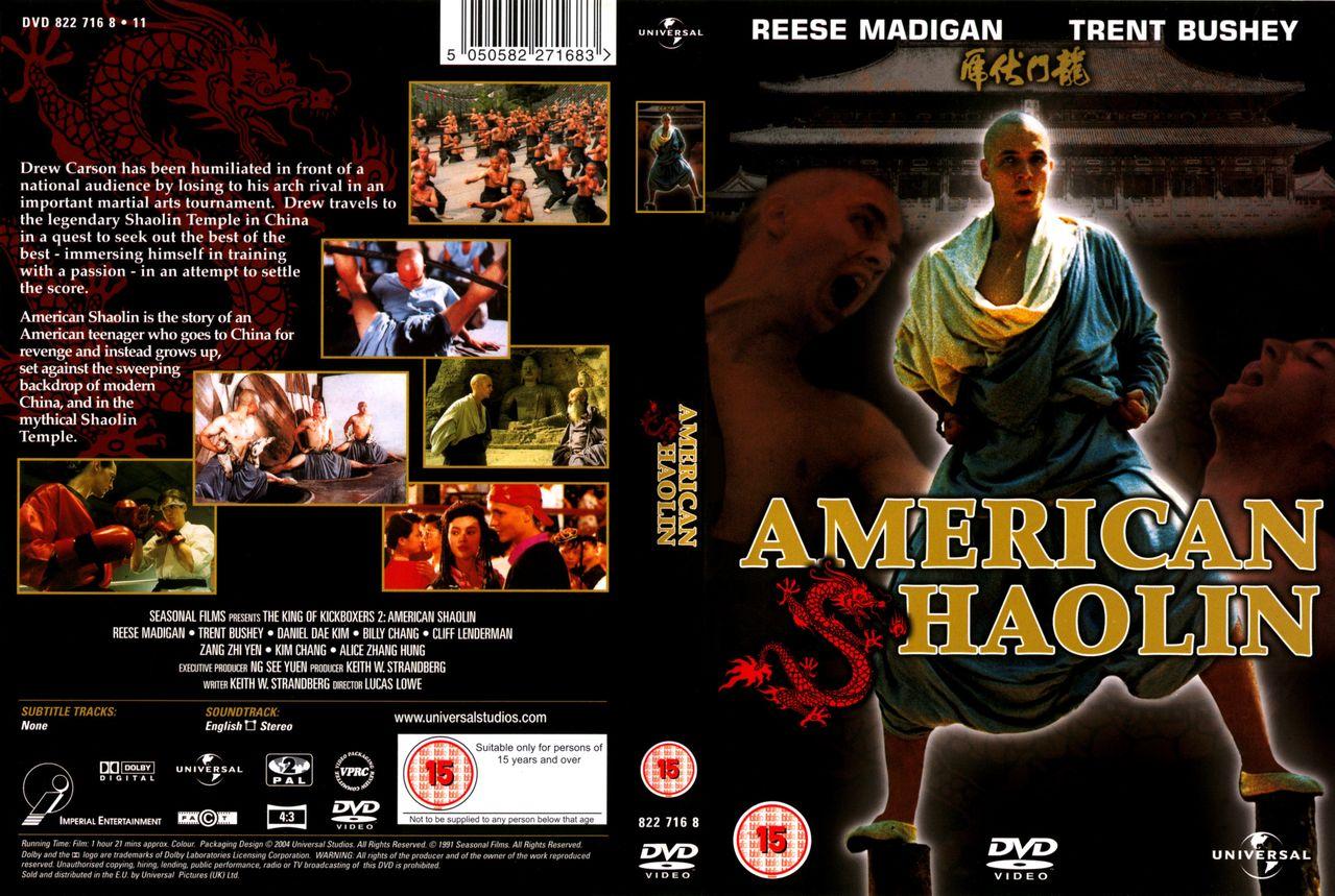American Shaolin (1992)
