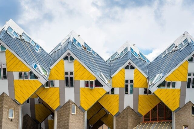 Cube Houses (Rotterdam, Holland)