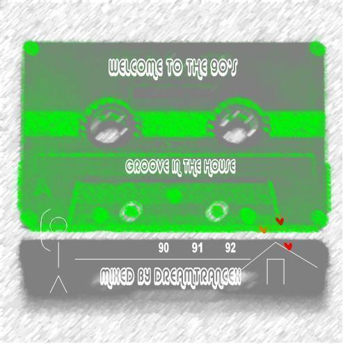 Welcome To The 90`s Vol.1-Groove In The House W901