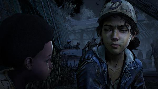 The Walking Dead The Final Season Episode 2